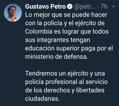 petro-policias
