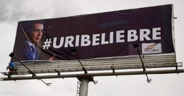 El respaldo de Uribe a la Corte Suprema de Justicia