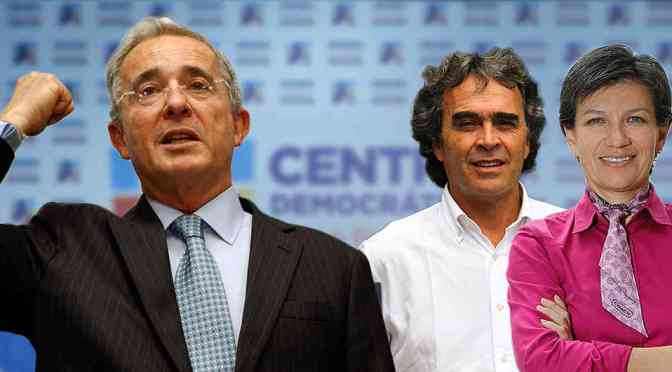 """El uribismo verde o el """"uribismo sin Uribe"""" de los sapos del pantano"""