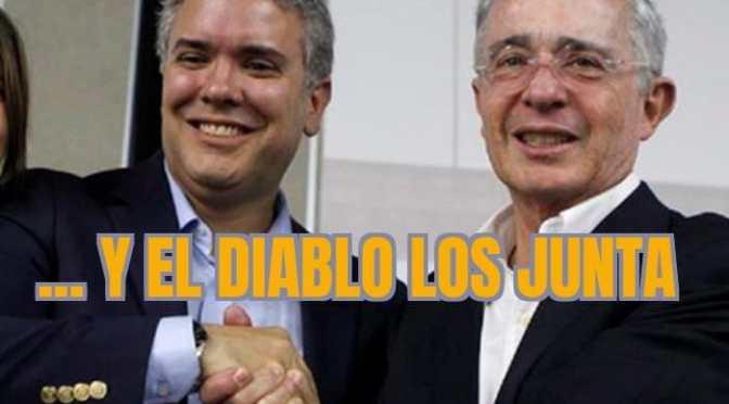Desnudando a Uribe y sus cómplices políticos en la miserable reforma tributaria