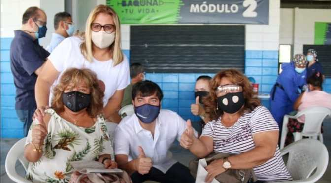 Politiquería en aplicación de vacunas a docentes de Barranquilla